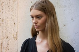 What happened? Supermodel Ondria Hardin has seizure, bows out of Michael Kors show.