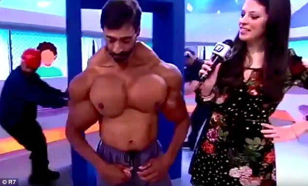 chinese using steroids