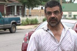 Samuel Meixueiro: Cop buys homeless man bike to ease 5 hour daily walk to work