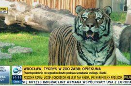 Ryszard Pakla, Polish zookeeper mauled to death by Sumatran tiger