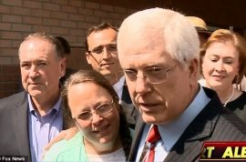 What now? Kentucky gay marriage clerk Kim Davis freed.
