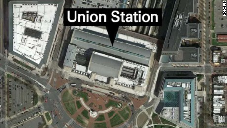 Union Station shooting