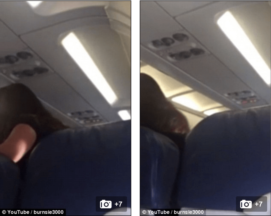 Passengers boo American Airlines crew after kicking off crying passenger