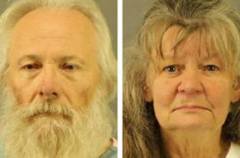 Bruce and Deborah Leonard beat son to death in church over confession sins