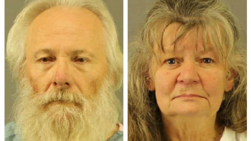 Bruce and Deborah Leonard beat son to death in church