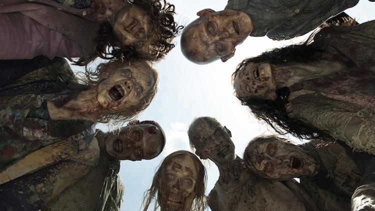 Damon Perry, Walking Dead fan