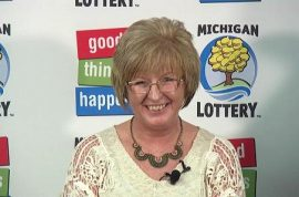 Julie Leach, Michigan factory supervisor quits 'nasty dirty job' after winning $310m powerball draw