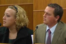 Dale and Shannon Hickman who prayed instead of calling 911 for their newborn get jail after it dies