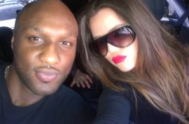 Lamar Odom heart attack : Are the Kardashian's to blame?