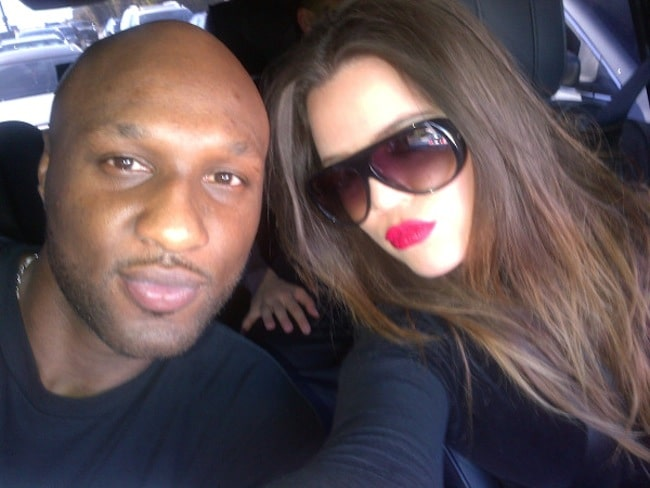 Lamar Odom heart attack