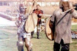 Karen Dolley: 'How I used Japanese medieval combat skills to stop intruder'