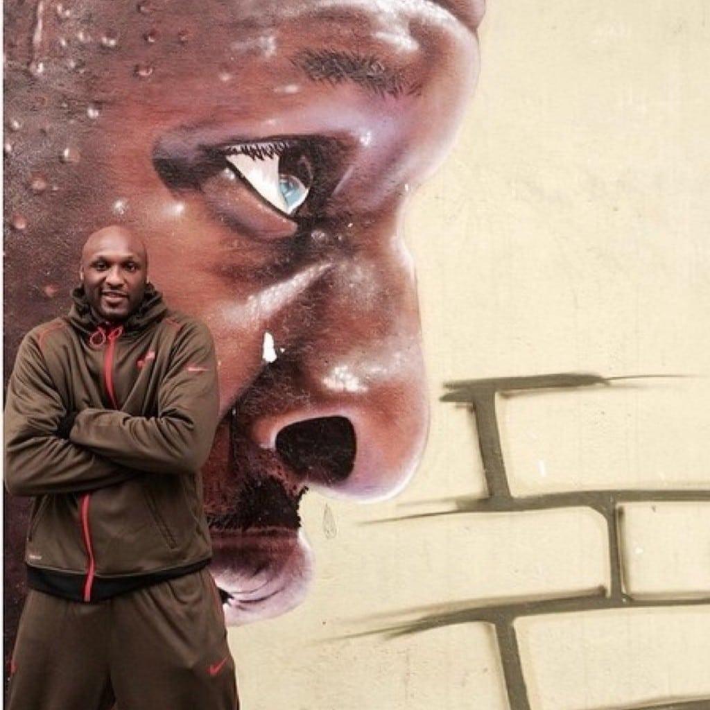 Lamar Odom's crack binge