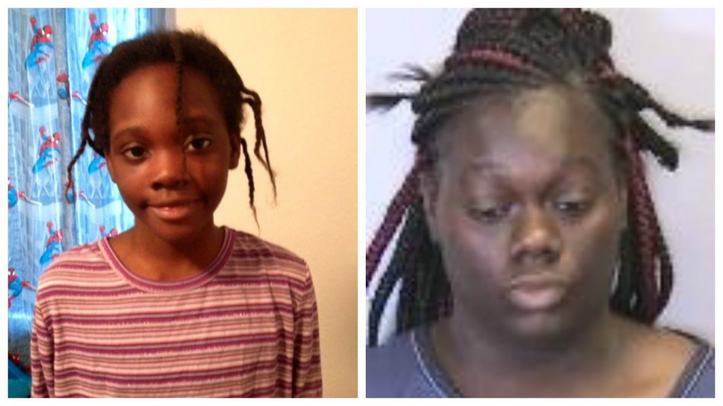 Janiya Thomas found in Florida mom's freezer