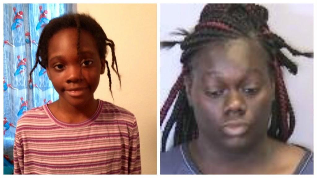 Janiya Thomas found in Florida mom's freezer