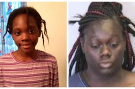 Janiya Thomas found in Florida mom's freezer.