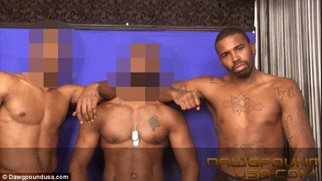 Yusaf Mack boxer gay porn video