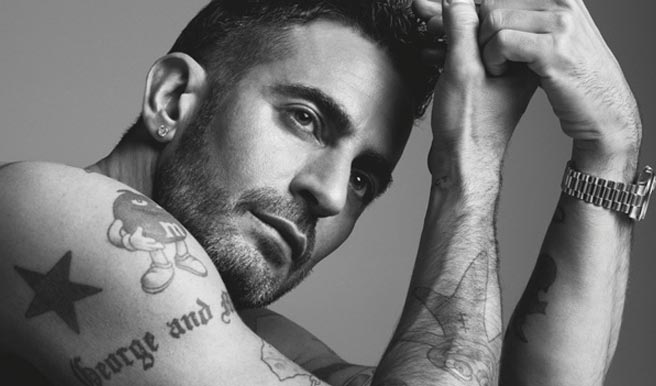 Marc Jacobs the NY Post