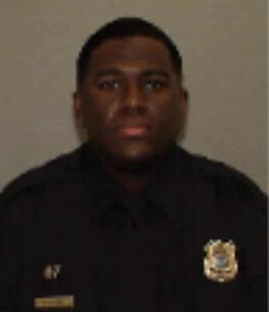 Memphis cop Terence Olridge ambushed shot dead