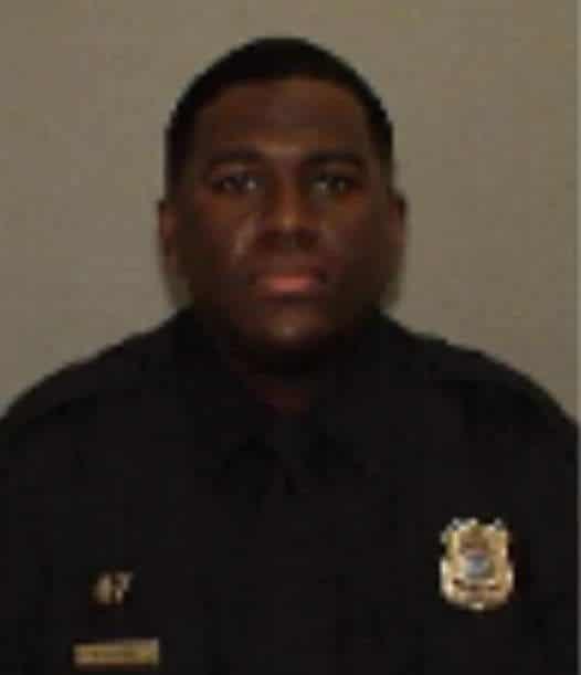 Memphis cop Terence Olridge ambushed shot dead