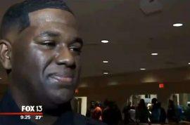 Why was Memphis cop Terence Olridge ambushed shot dead?