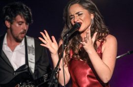 Nicole Raviv, rising pop soul singer: 'Soar'