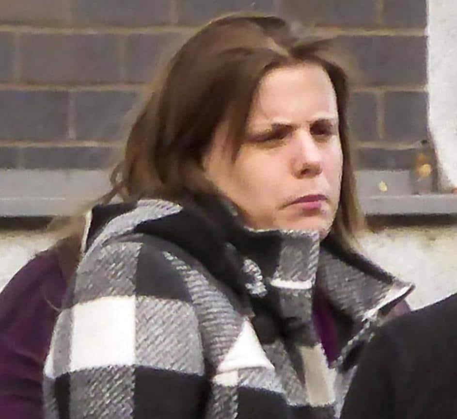 Sandrine Brown, female UK teacher threesome female students