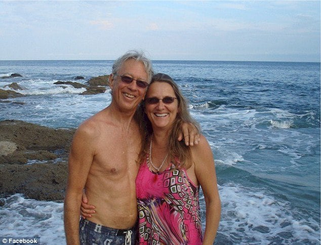 Steve Carter Tantric sex therapist shot dead