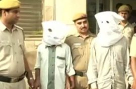New Delhi rape of toddler leads to two 17 year old teens arrested