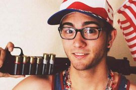 Steven Jones NAU shooting: 'I was punched in the face and hunted'