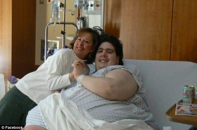 Steven Assanti 800 pound man