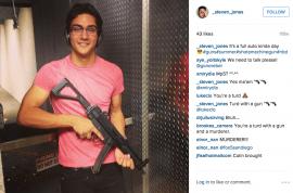 'Going to kill shit,' Steven Jones NAU shooter obsessed with guns