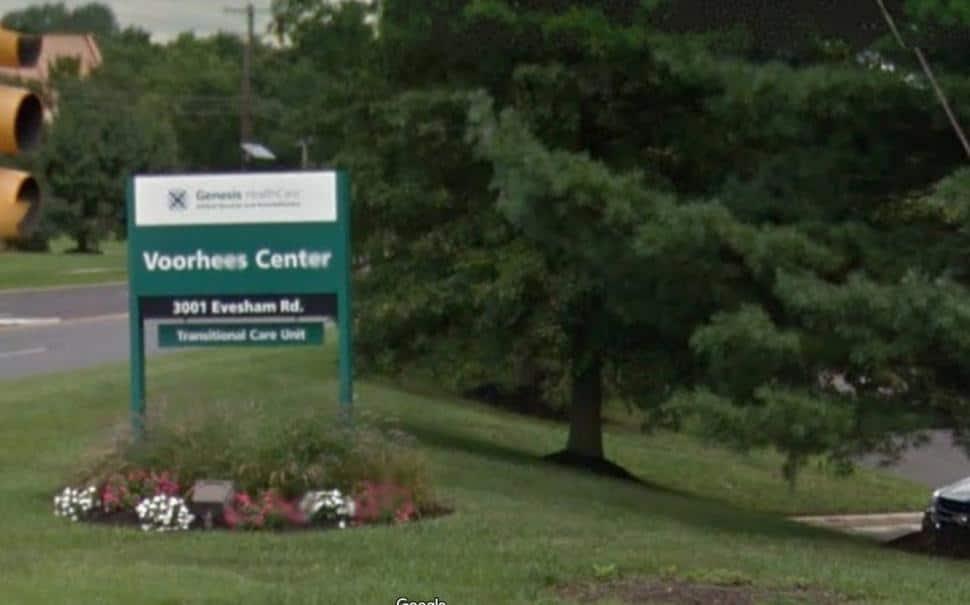 George Bullet III New Jersey nursing home murder suicide