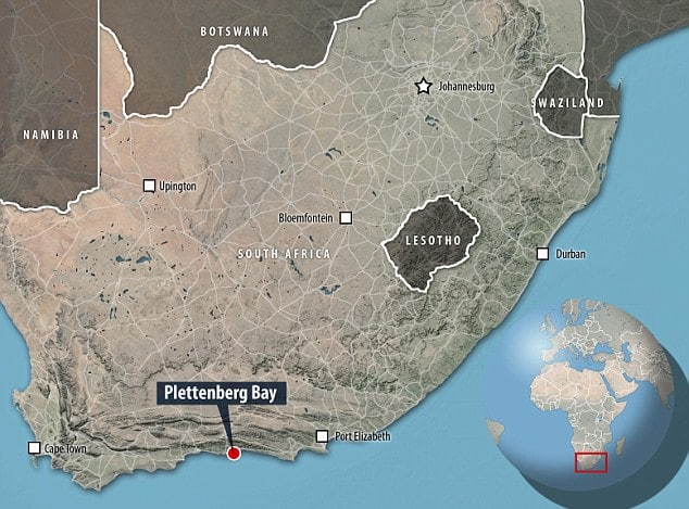 North Ireland couple on South African honeymoon drown