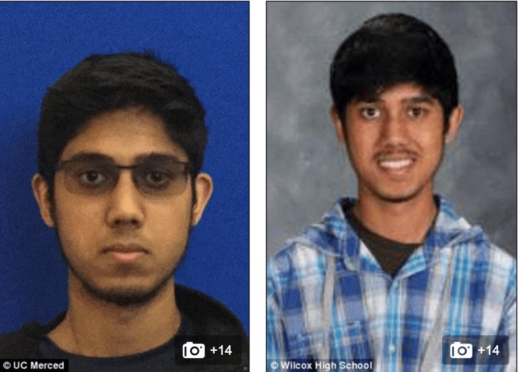 Faisal Mohammad UC Merced stabbing