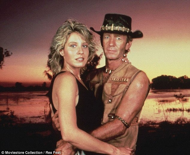 Paul Hogan dating Terri Irwin