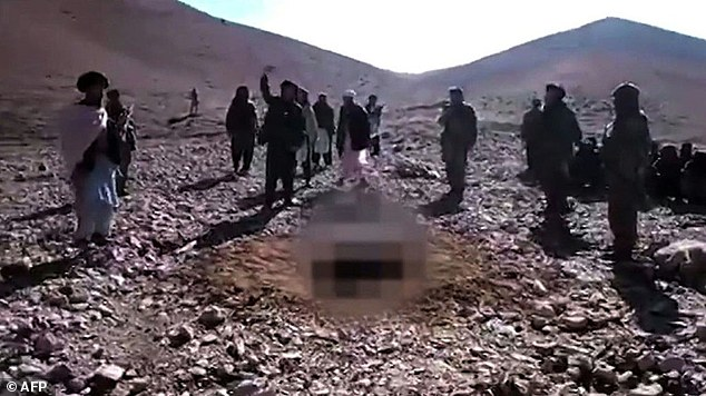Afghan woman stoned to death after eloping