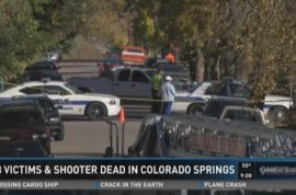 Why did Colorado Springs shooter kill 3? Bicyclist begged for his life