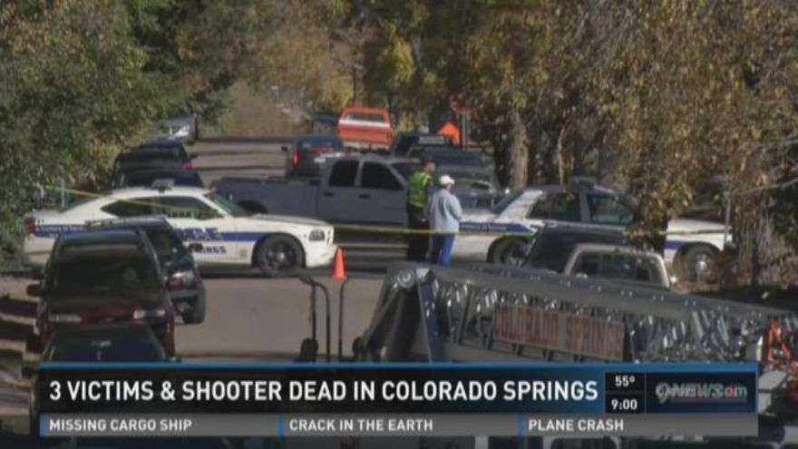 Colorado Springs shooter 2015