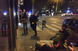Blood bath in Paris: 160 dead, 118 killed at Bataclan theater hostage