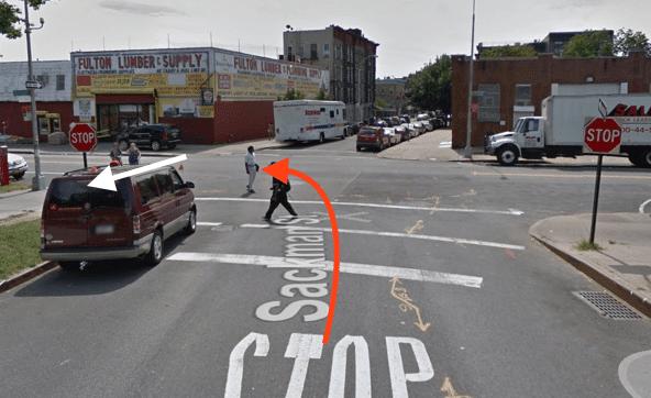 Carol Bell, 70 year old Brooklyn woman killed by hit and run bus driver