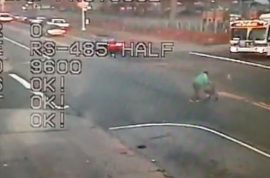Video: Carol Bell, 70 year old Brooklyn woman cut in half by hit and run bus driver