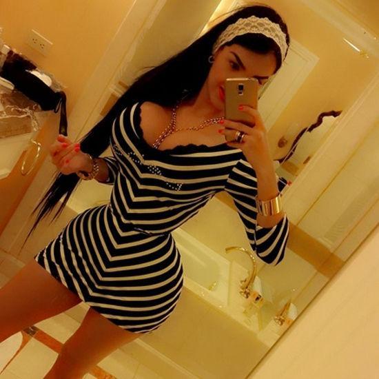 Aleira Avendano Venezuelan model