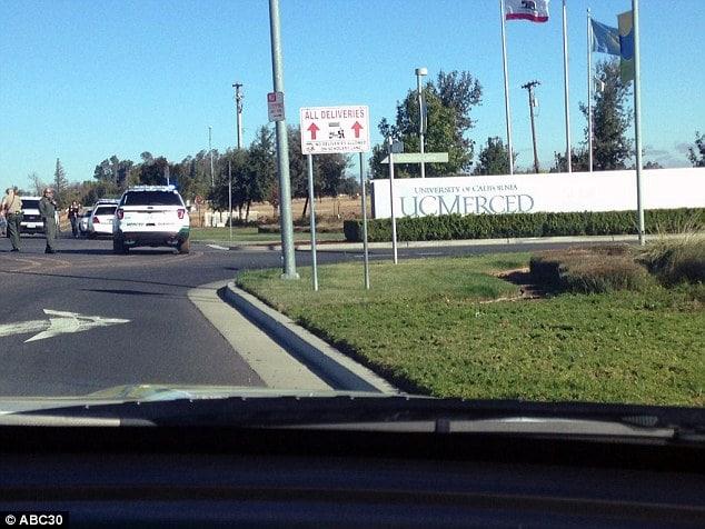 UC Merced suspect