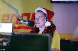 Why Austrian DJ Joe Kohlhofer played Wham's Last Christmas 24 times (in a row).