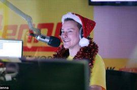 Why Austrian DJ Joe Kohlhofer played Wham's Last Christmas 24 times (in a row).