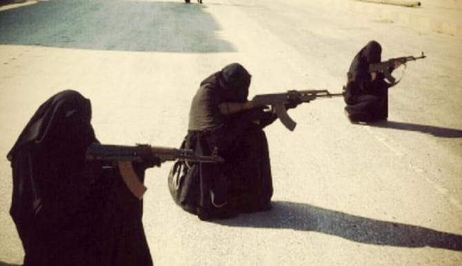 Breastfeeding mother mutilated and murdered by ISIS