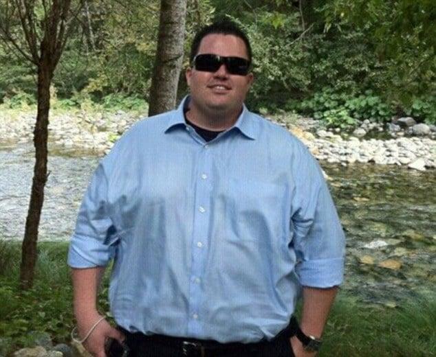 Brian Geery San Fresno Applebee's server