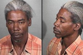Arrested: Clarence Duwell Dear burns woman to death Christmas day