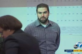 Daniel Wozniak guilty: Actor decapitates neighbor, performs in musical half an hour later