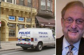 The double life of Dr Howard Baker: Psychiatrist dead in auto erotic asphyxiation